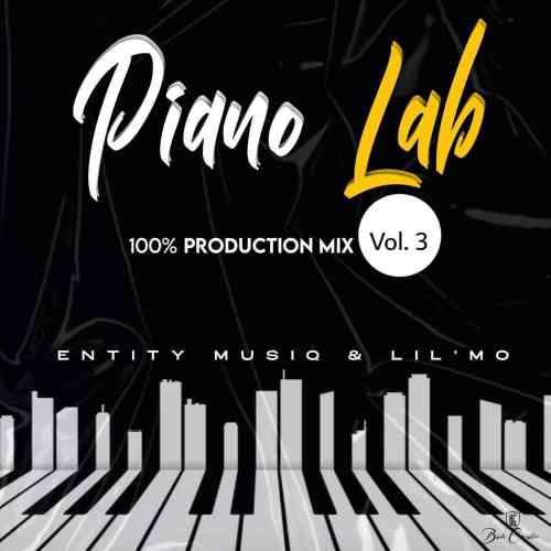 Entity MusiQ & Lil'Mo – Piano Lab 3 Album Zip Download