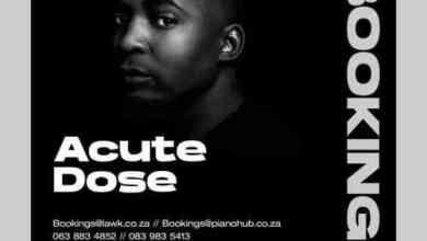 AcuteDose – Groove Cartel Mix Mp3 Download