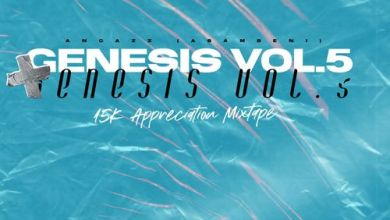 Angazz (Asambeni) – Genesis Vol 5 (15K Appreciation Mix) Mp3 Download