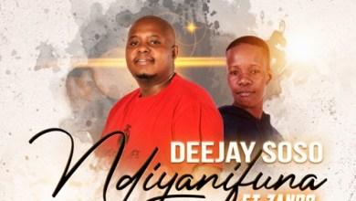 Deejay Soso ft. Zando – Ndiyanifuna Mp3 Download