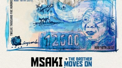 Msaki ft. The Brother Moves On – Anisixabisanga Mp3 Download