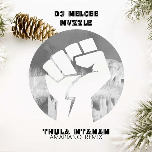 DJ Nelcee & Mvzzle – Thula Mtanami (Amapiano Remix)