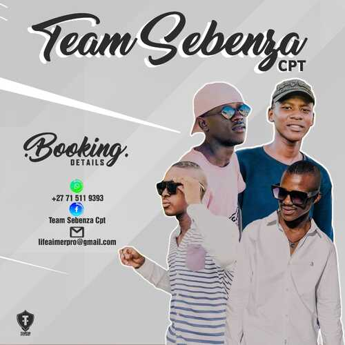 Team Sebenza - Halala