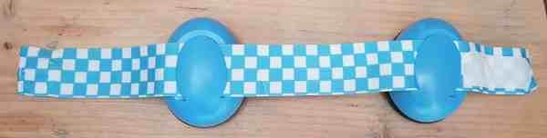 Baby softband koptelefoon