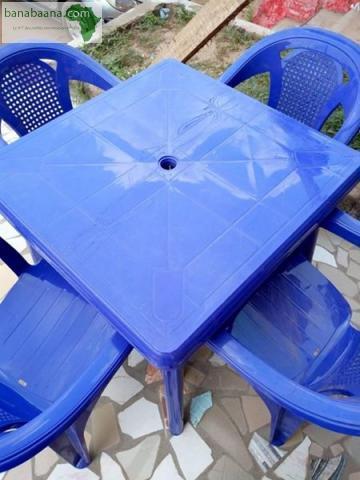 mobilier vente de chaise et tables