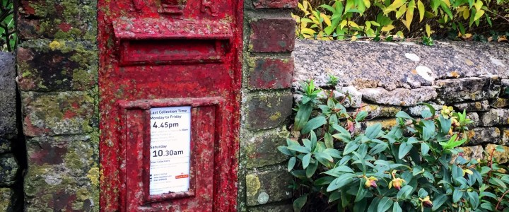 Pic of the Weekend | Victorian Post Box