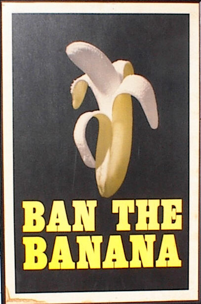 Ban the Banana