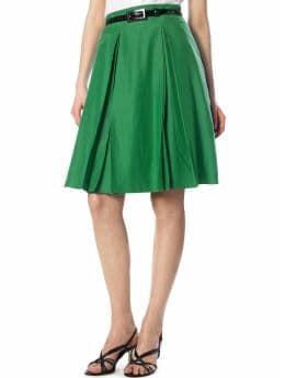 Adorable green skirt thats essential for my dream outfit