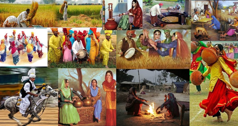 Punjabi culture is one of the oldest in world history