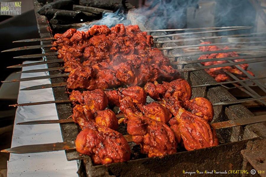 Al Madina for juicy Kababs