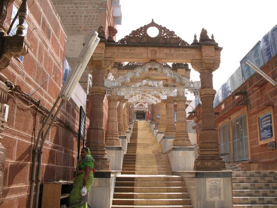 Visit the incredible temples