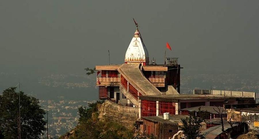 Chandi Devi Mandir Haridwar