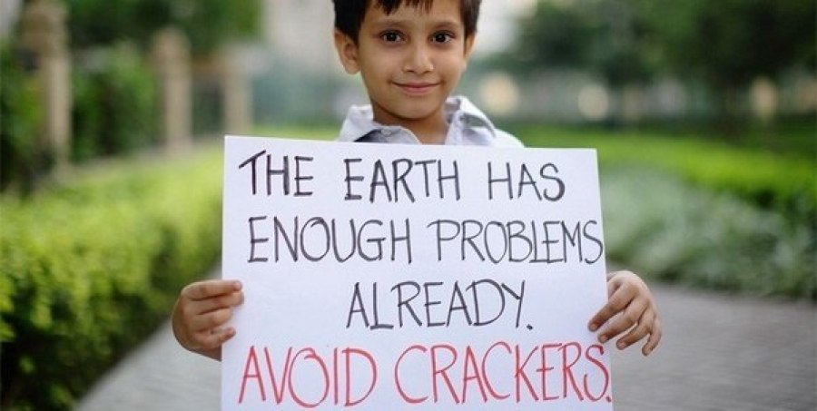 Earth has got lot of problems