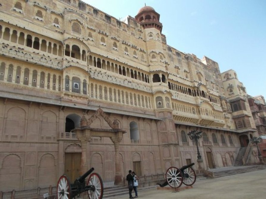 Visit Junagarh fort after the festival