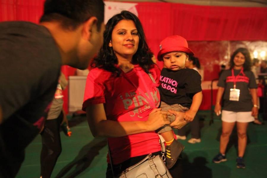 Pinkathon, Reema Sanghvi, BananiVista
