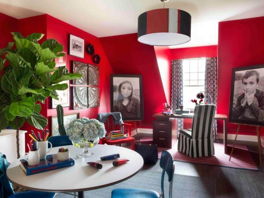 Bold colors are the new statement!