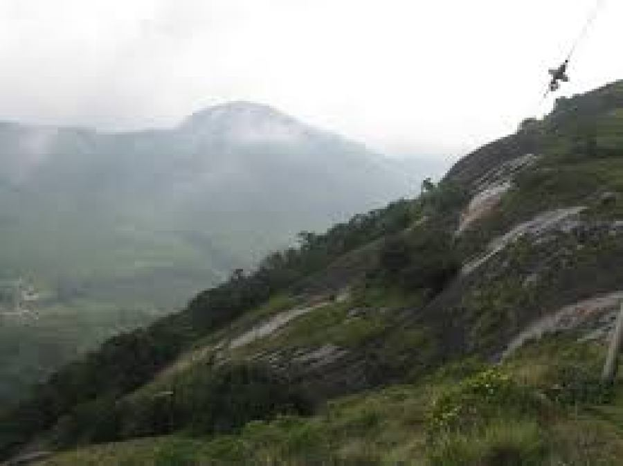 Anamudi is the highest peak in South India