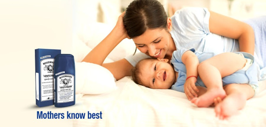 Gripe water for new-borns