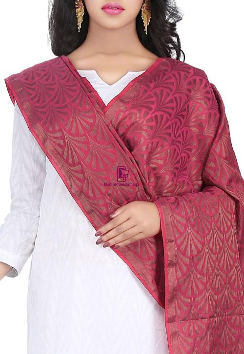 65aee219c2 Banarasi Shop : Buy Banarasi saree Suit Dupatta Online at 85% off 58