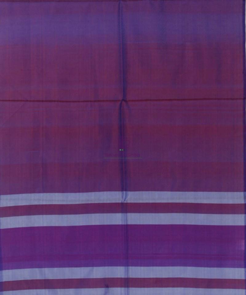 Handloom Banarasi Tanchoi Multicolor Stole 3