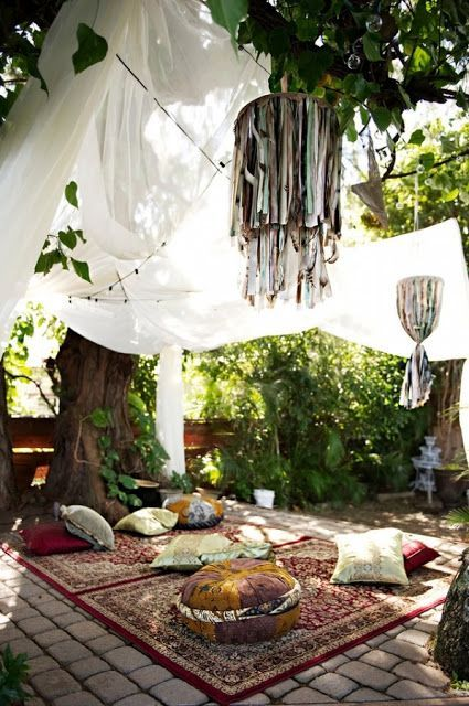 DIY Outdoor Meditation Area on Meditation Patio Ideas  id=61362