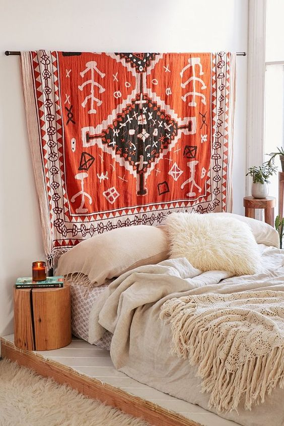 Minimalist Boho Bedrooms That Are Beyond Cute on Boho Bedroom  id=74408