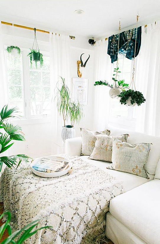 Minimalist Boho Bedrooms That Are Beyond Cute on Boho Bedroom  id=45794