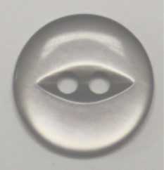 2-Hole Fisheye Polyester Buttons