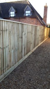 Close Board fencing Banbury