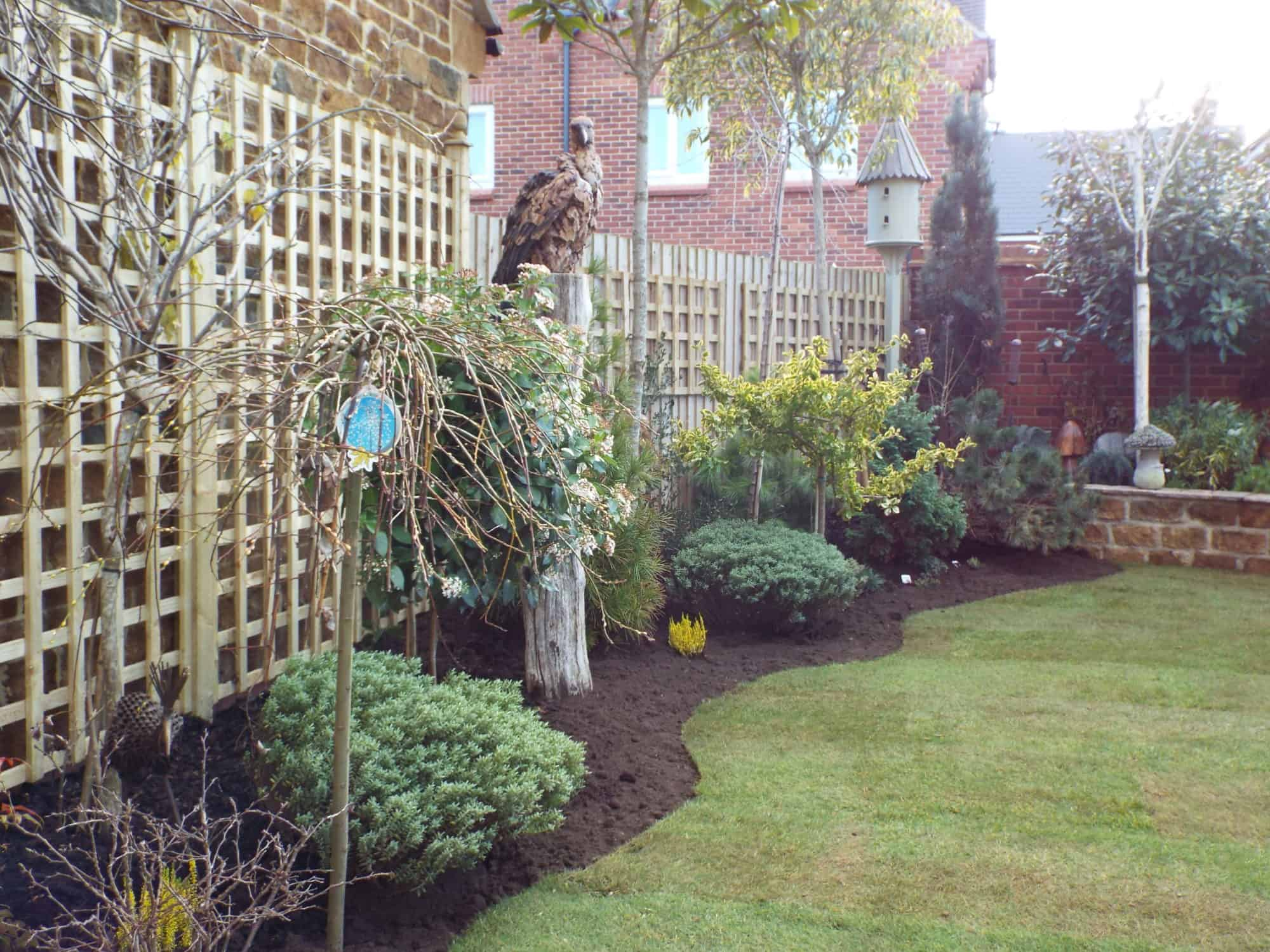 Garden design & build, Middleton Cheney