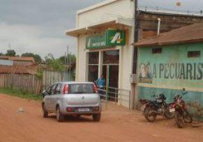 Banco da Amazônia em Eldorado dos Carajás está abandonado