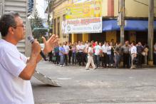 Sergio Trindade - A luta dos bancários nessa greve é, na verdade, de toda a sociedade pela valorização do trabalho bancário e por melhores condições de atendimento