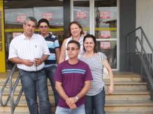 Bancários do BB de Rondon do Pará aderiram à GREVE logo no primeiro dia