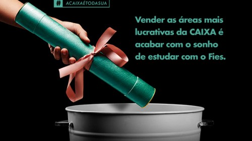 #acaixaétodasua