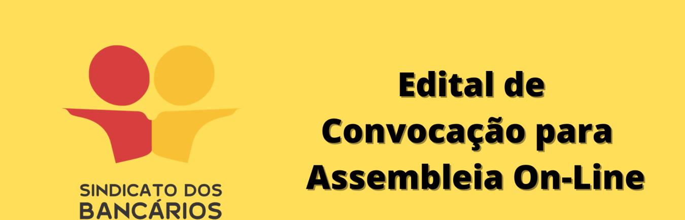 Edital de Convocação de Assembleia On-Line (2)