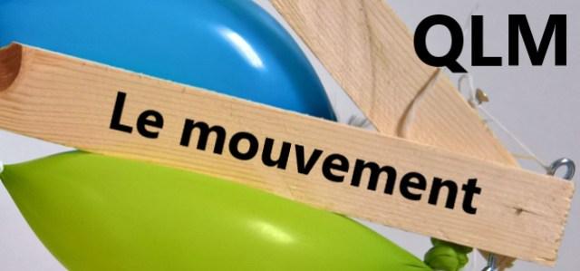 BDE Le mouvement, image de bannière