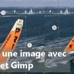 Bannière de l'article : D2tourer un objet avec Paint3D et Gimp