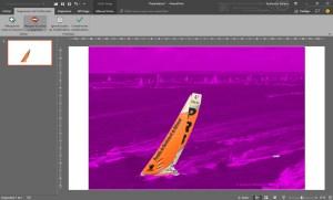 Détourer une image avec Powerpoint - 02