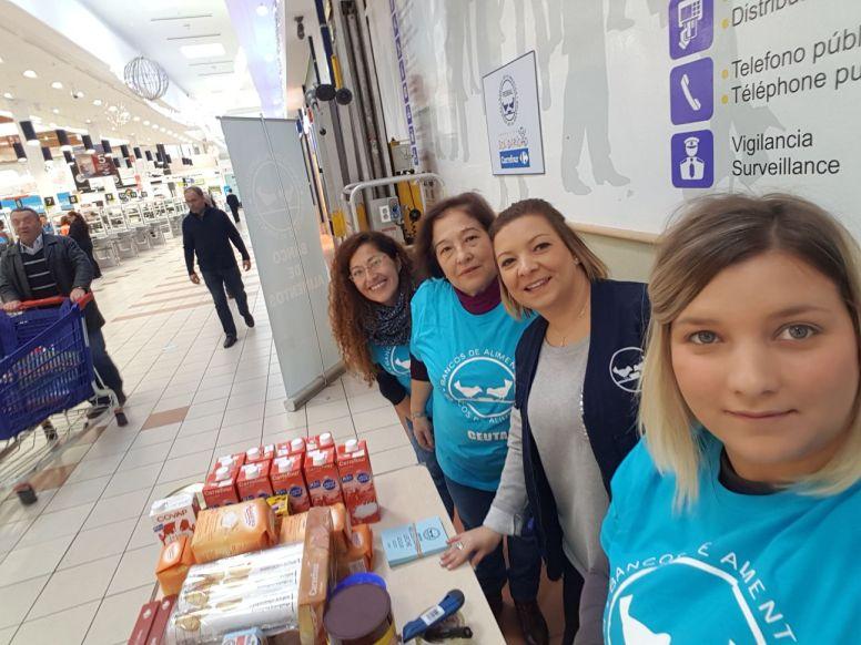 Gran Recogida 2017 Carrefour