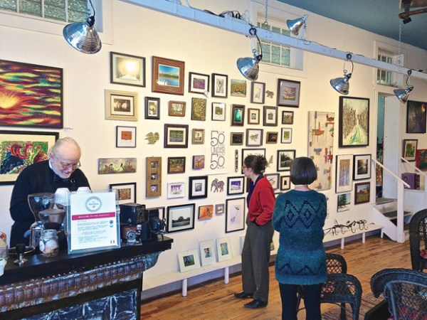 Sale makes local artists' work more accessible | Bancroft ...