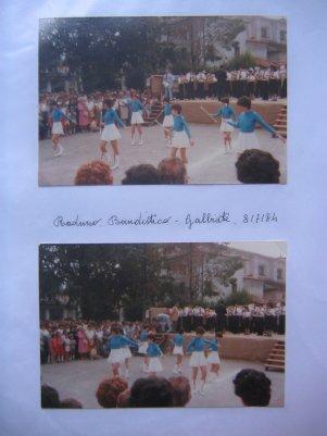 Galbiate - raduno bandistico 1984