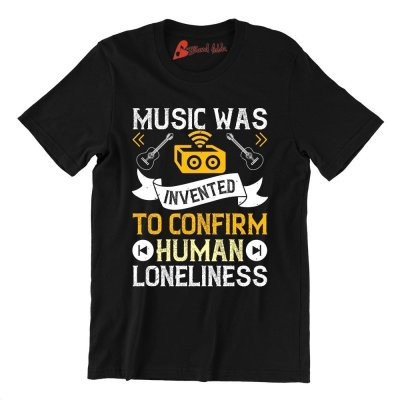 Music Was Invented To Confirm Human Loneliness 01