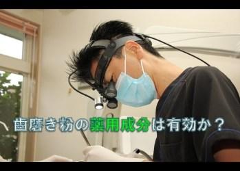 虫歯 歯周病 予防 歯磨き粉 群馬 前橋
