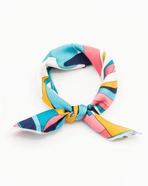 Bandana femme multicolore