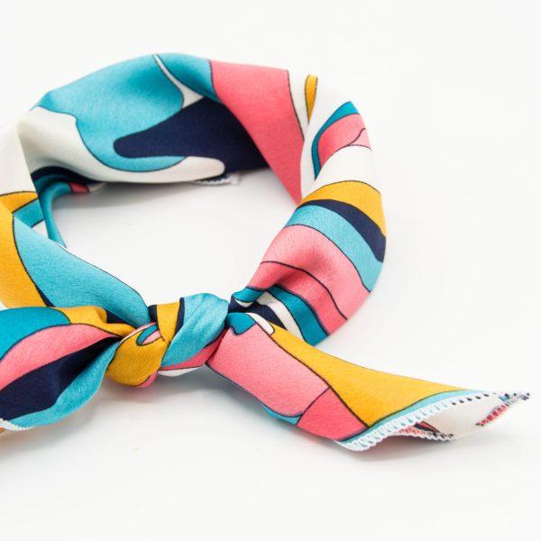 Bandana multicolore