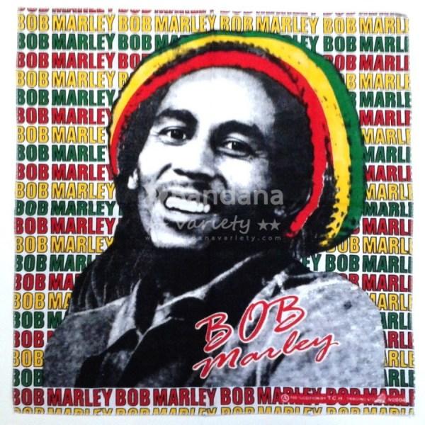 The Legend Bob Marley Rasta Bandana - Bandana Variety