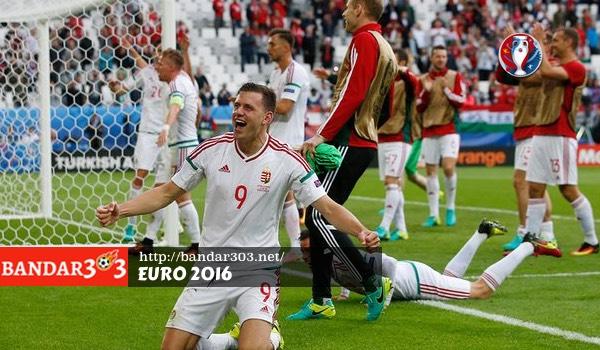 Adam Szalai Hungaria EURO 2016