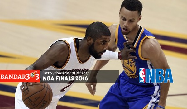 Kyrie Irving Steph Curry NBA Finals
