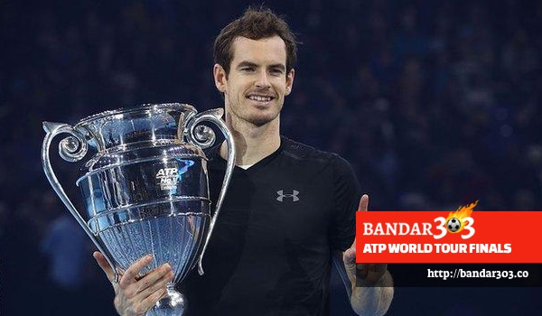 Andy Murray ATP World Tour Finals Juara