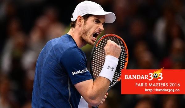 Andy Murray John Isner Paris Masters final